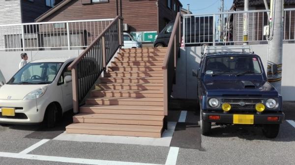 輪島市駐車場(石川県)