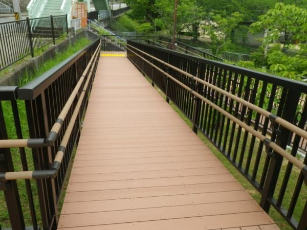 切畑公園スロープ(兵庫県)