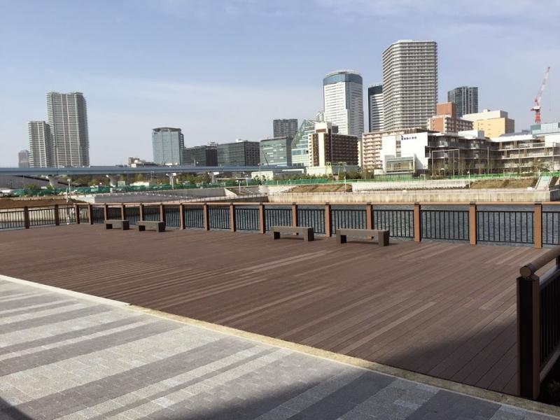 豊洲六丁目公園(東京都)