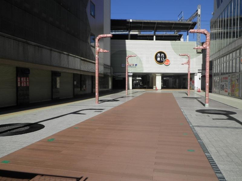 四日市ふれあいモール(三重県)