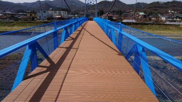 宮川水管橋(山形県)