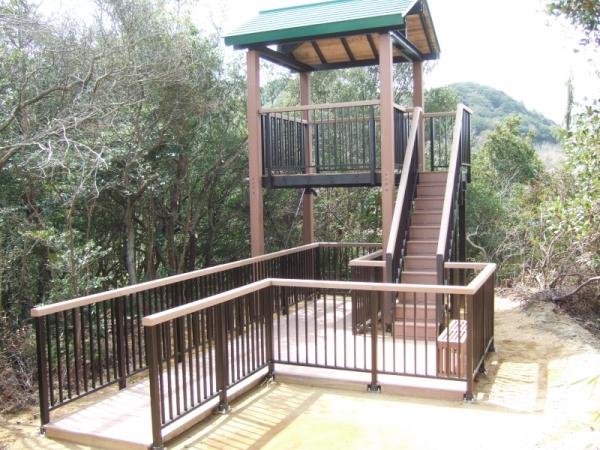 淡路島公園ツリーハウス(兵庫県)